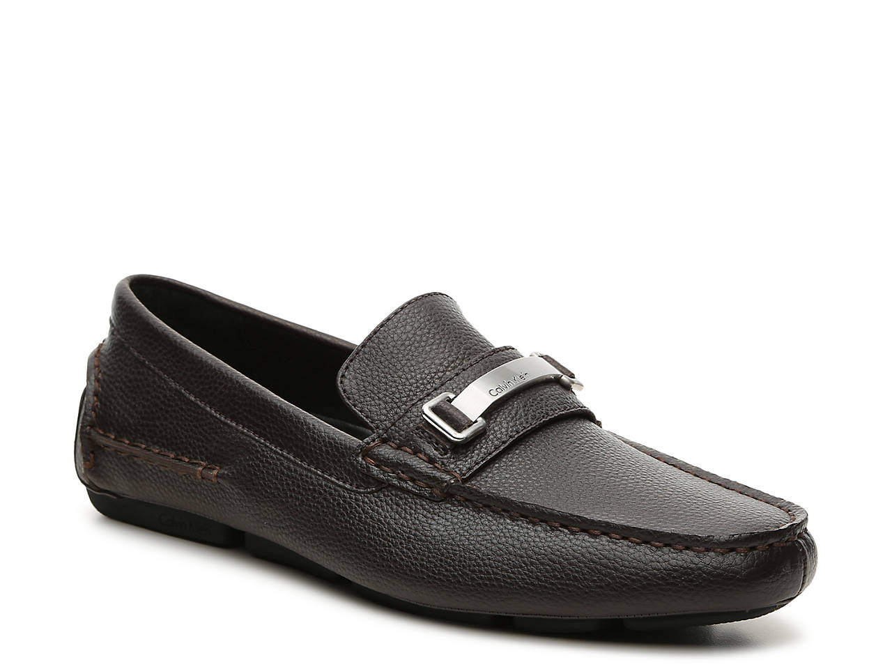 Leather Loafers Calvin Klein