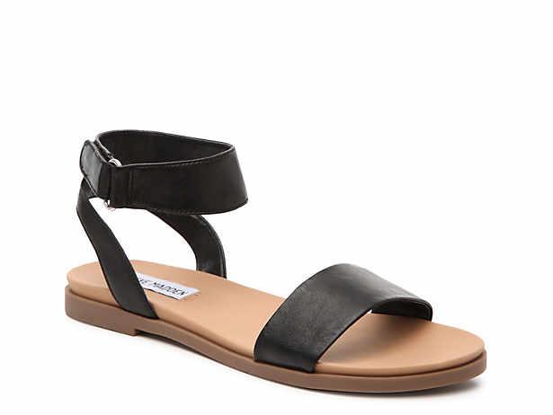 a493538295f Steve Madden Lamp Flat Sandal Women s Shoes