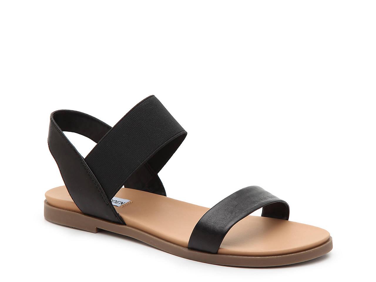 e88e2d28e12 Steve Madden Darnell Flat Sandal Women s Shoes