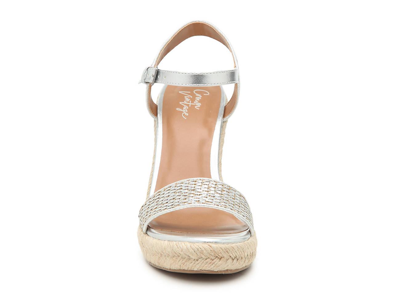 530c118810d Crown Vintage Vediccity Wedge Sandal Women s Shoes