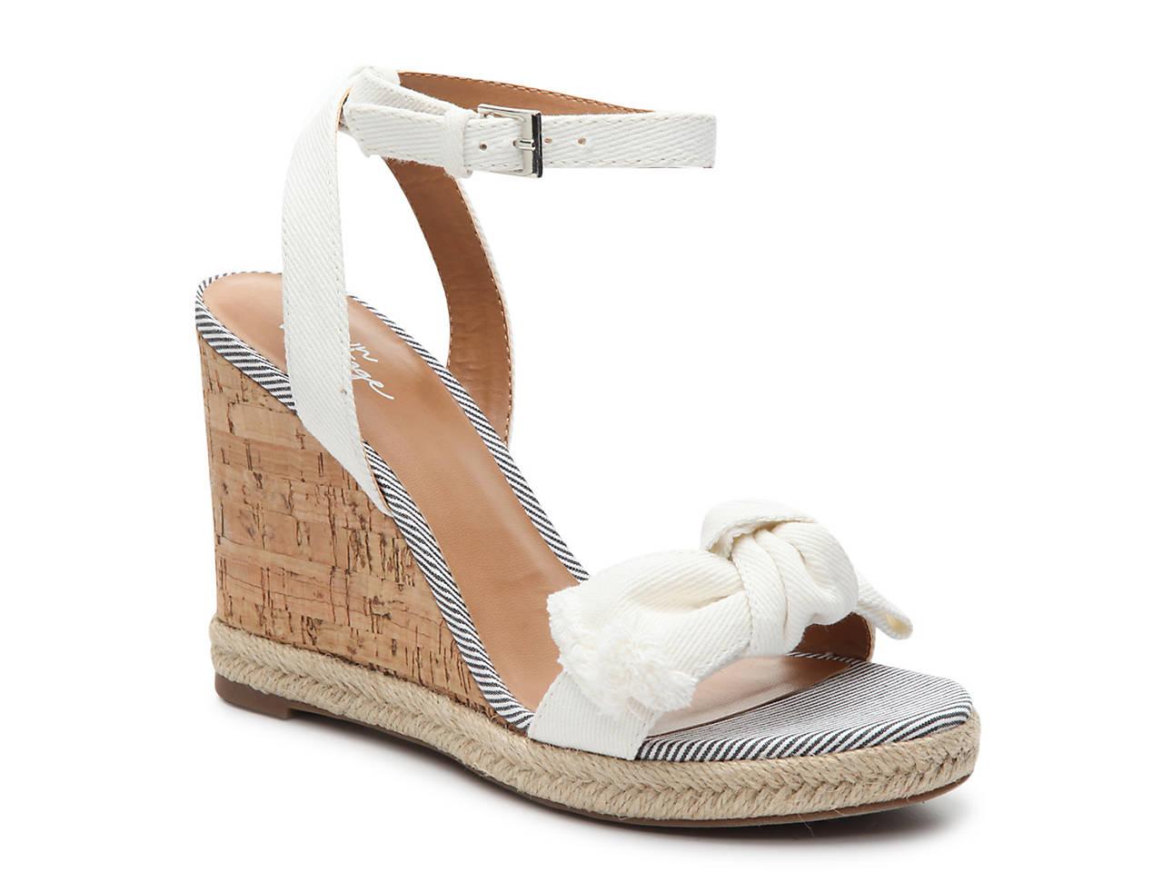 266705daec0 Crown Vintage Elelalian Wedge Sandal Women s Shoes
