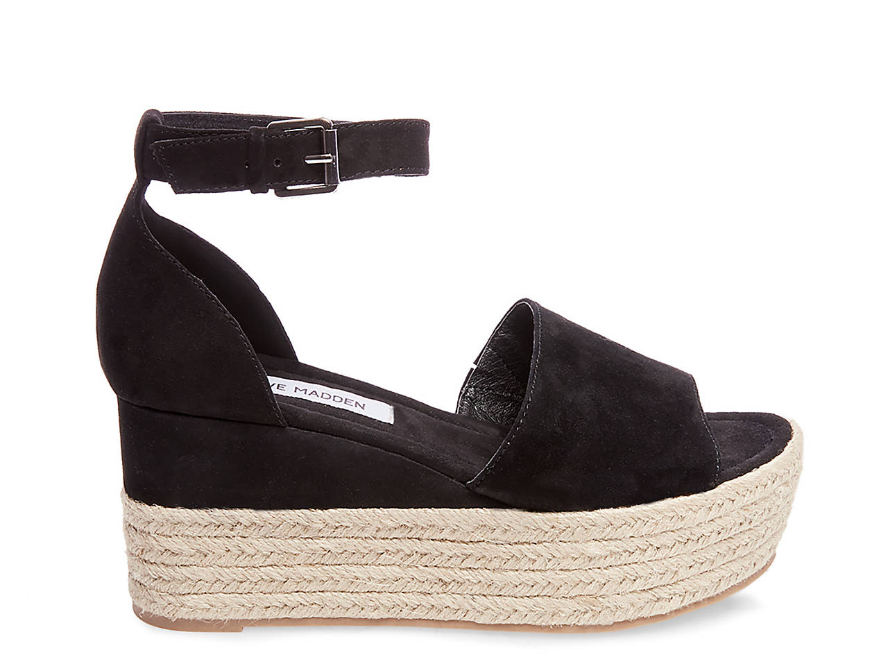 Steve Madden Apolo Espadrille Wedge Sandal Women S Shoes Dsw