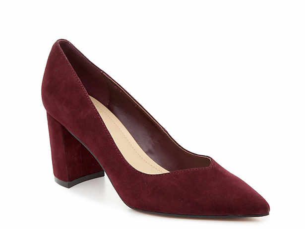 Women's Mid Heel: 2¼-3