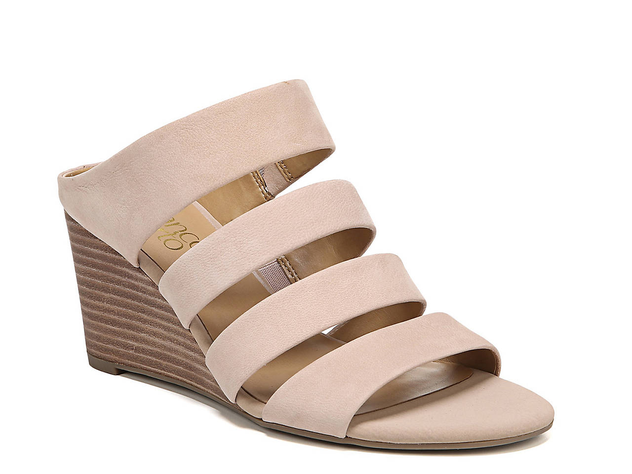 2a5012e149ba Franco Sarto Mistic Wedge Sandal Women s Shoes