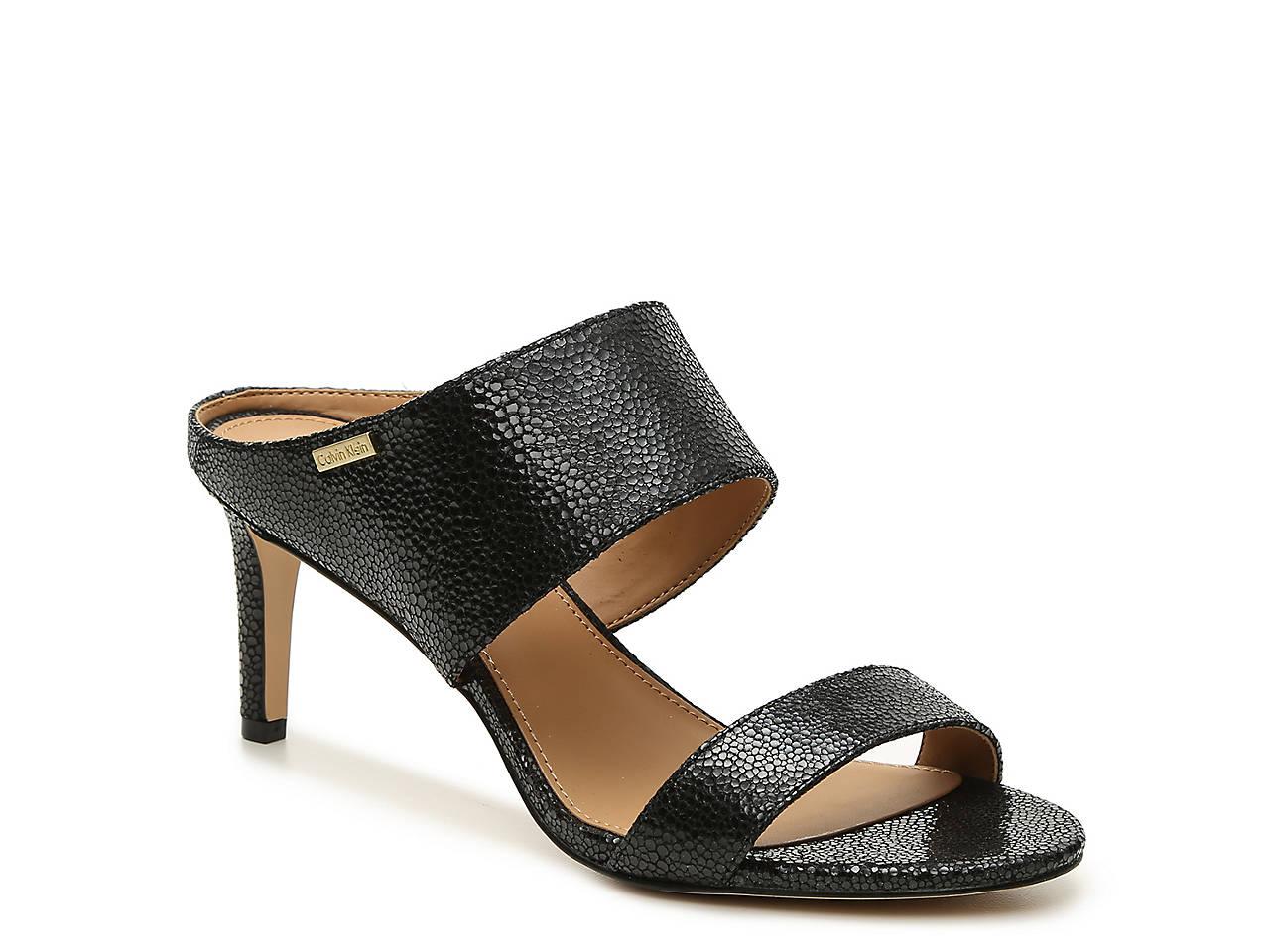 fc3678510dec Calvin Klein Cecily Sandal Women s Shoes