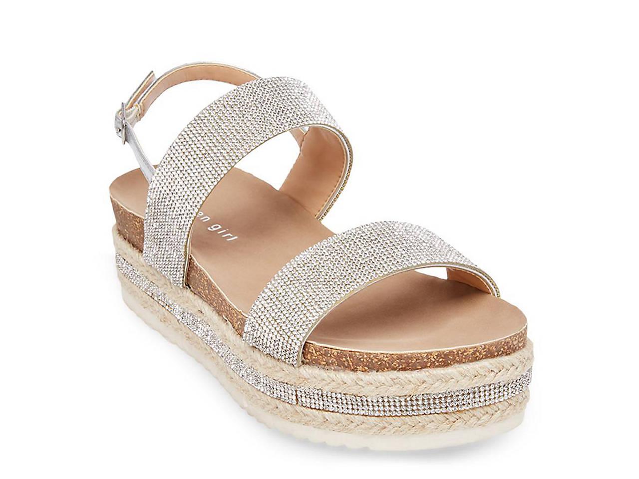b44184445763c Madden Girl Glitzie Espadrille Platform Sandal Women s Shoes