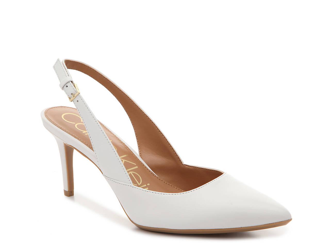 2e4dfc3cb5b Calvin Klein Giona Pump Women s Shoes