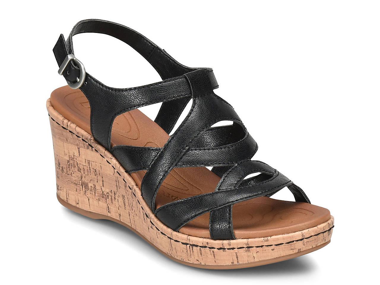 e6c505e7518 b.o.c Chyna II Wedge Sandal Women s Shoes