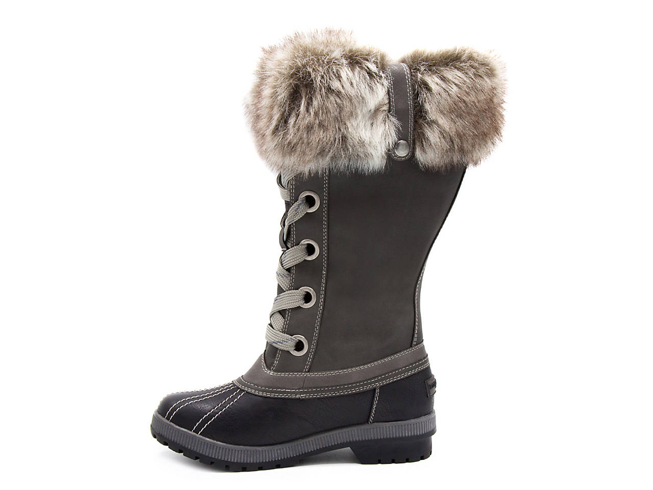 f65286711d2 London Fog Melton 2 Snow Boot Women s Shoes