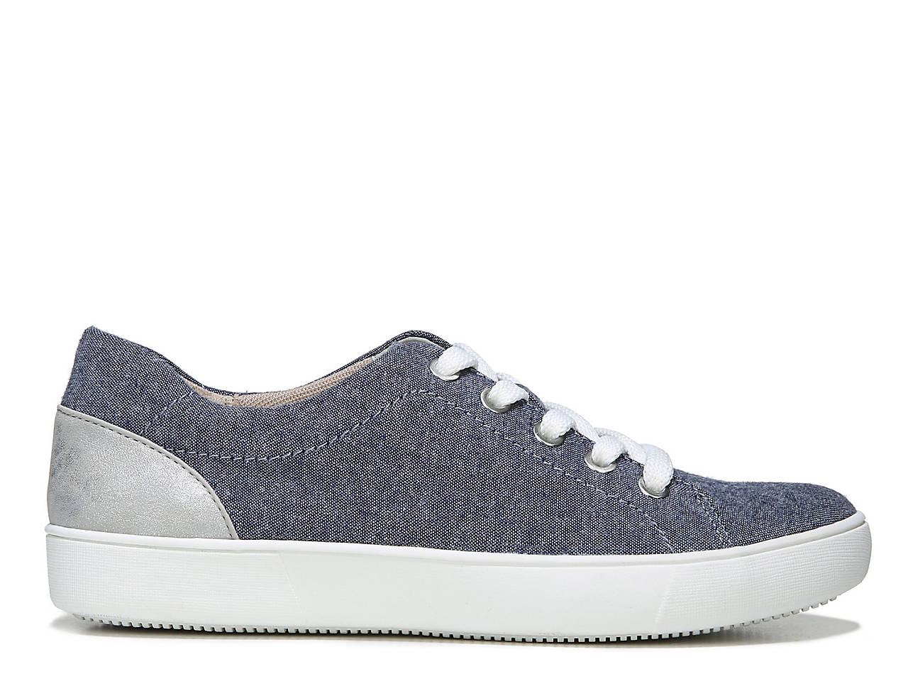 Lowest Price Naturalizer Porsha Sneaker(Women's) -Blue Denim Fabric Outlet Latest Collections aMKcz