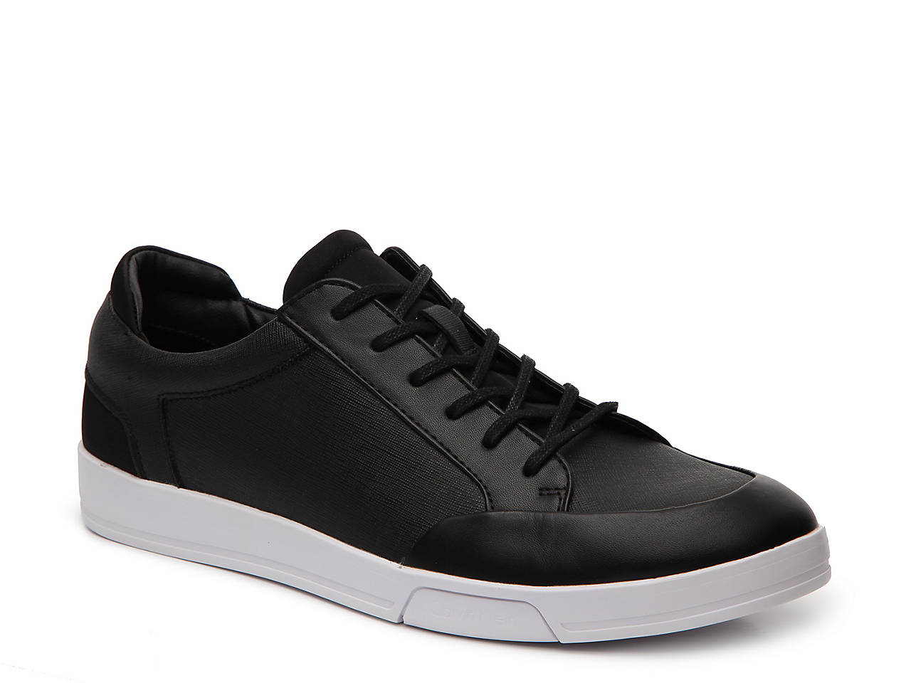 Calvin Klein Baldwin (White) Mens Shoes Shopping Online With Mastercard Amazing Price Cheap Online Buy Cheap Clearance Store 8GlbWcMaIV