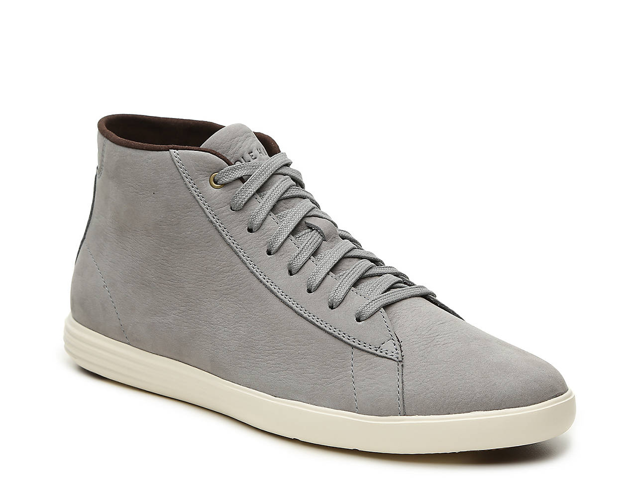 a18cfcc783 Cole Haan Grand Crosscourt High-Top Sneaker - Men's Men's Shoes | DSW