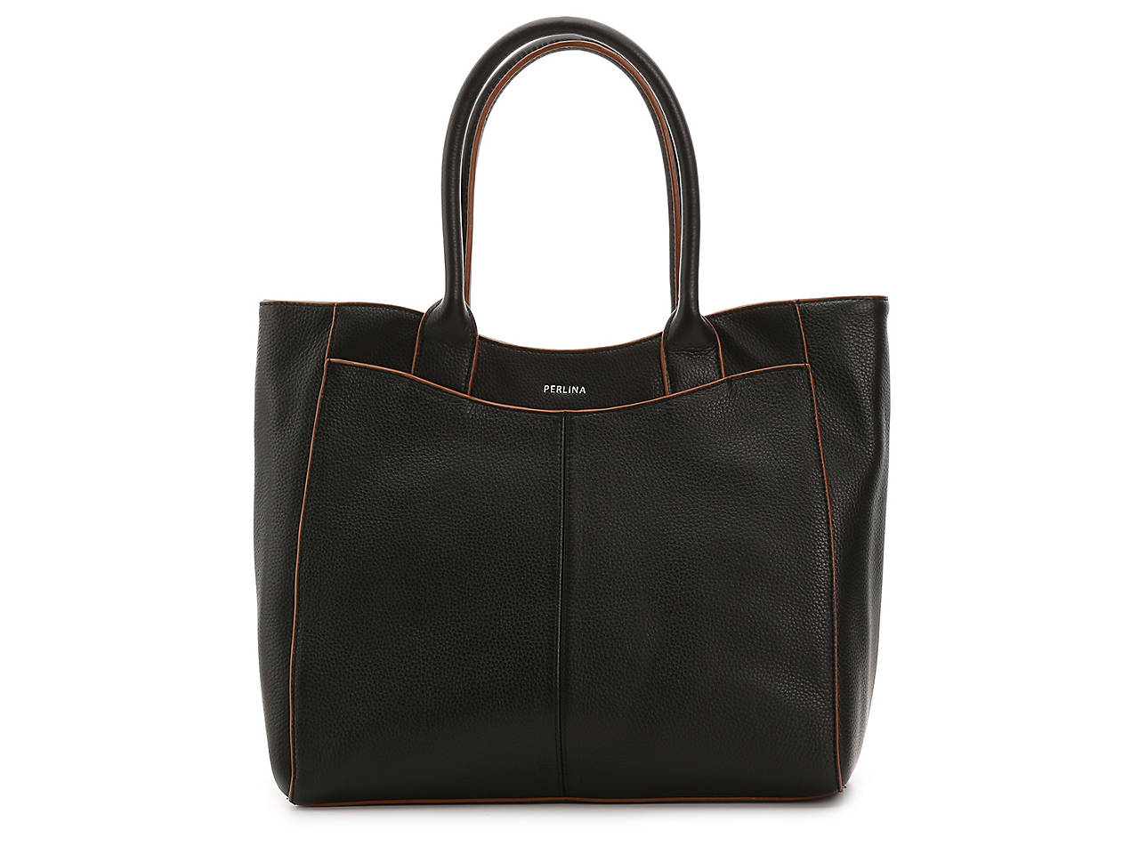 Amelia Leather Tote Bag