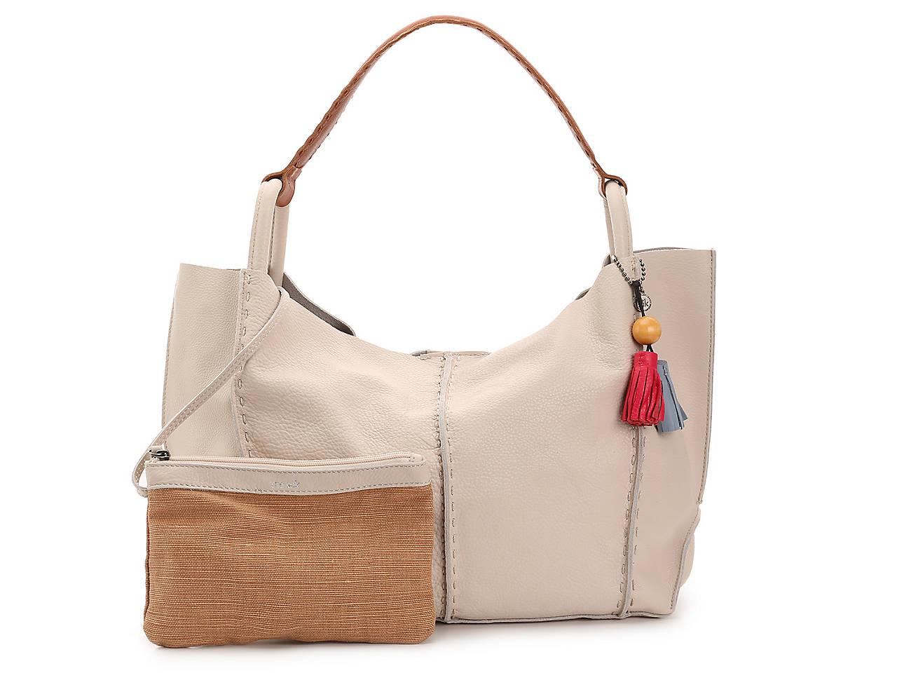 02bd50c8b59a The Sak Los Feliz Leather Hobo Bag Women's Handbags & Accessories   DSW