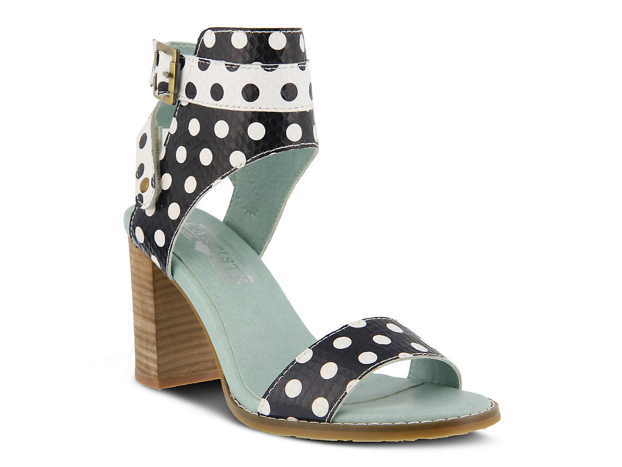 Dotstak Sandal by L'artiste By Spring Step