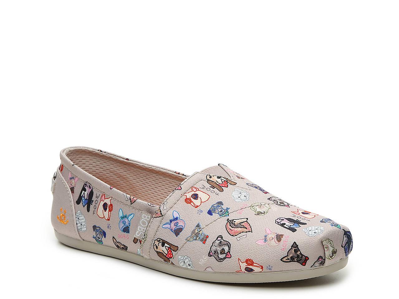 d613f24c4ac3 Skechers BOBS Plush Posh Pup Smarts Slip-On Women's Shoes | DSW