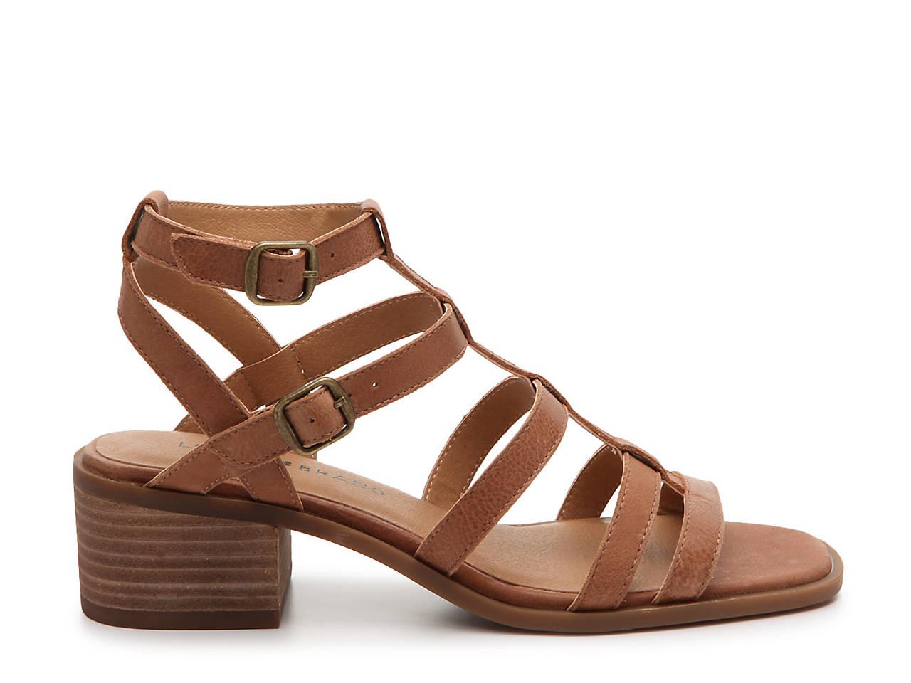 ac906a70c Lucky Brand Paytun Gladiator Sandal Women's Shoes | DSW