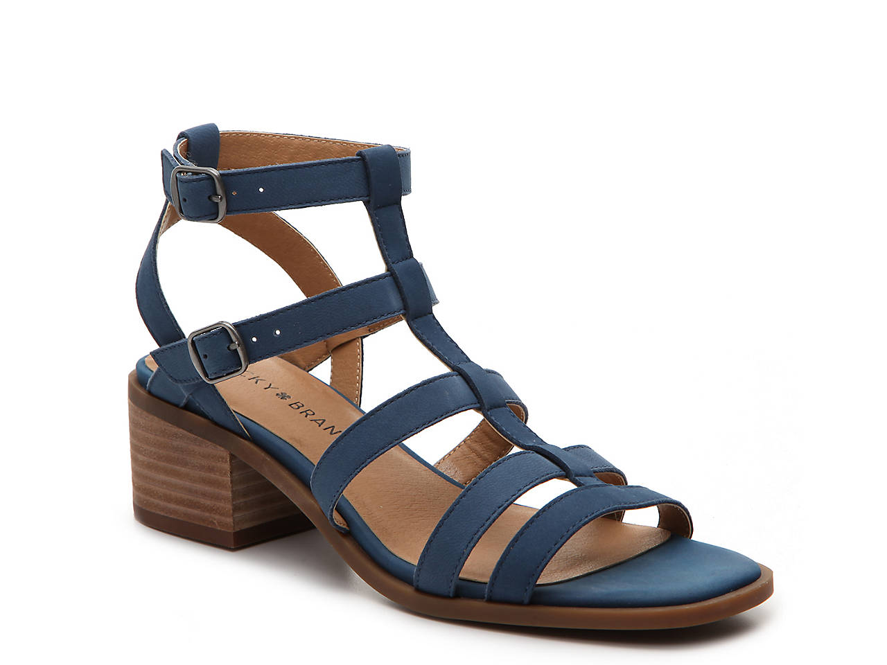 650fa87a59cd Lucky Brand Paytun Gladiator Sandal Women s Shoes