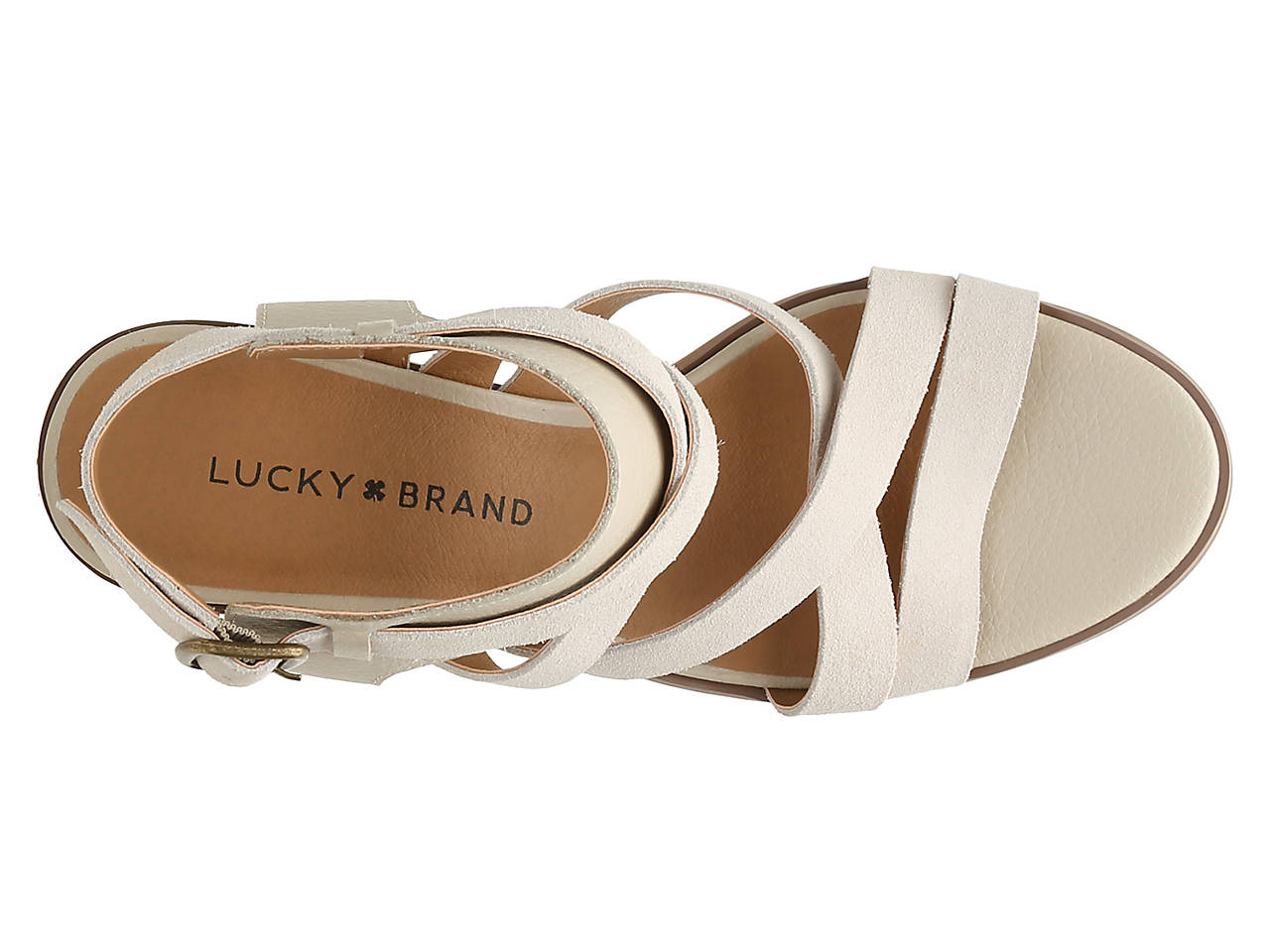 7a9e2f9bb15 Lucky Brand Kailasa Sandal Women s Shoes