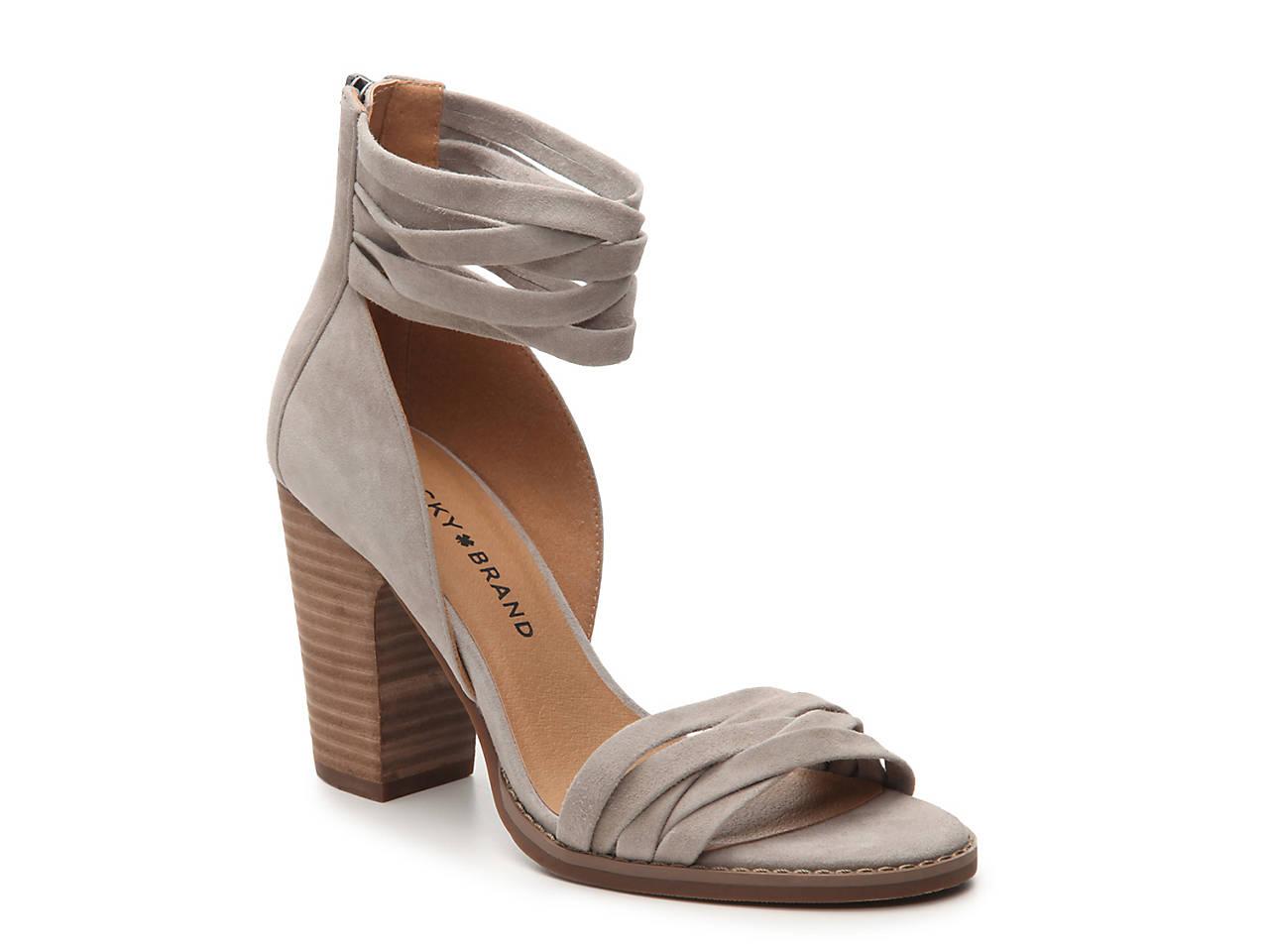 7586d4d5af6f Lucky Brand Lakisha Sandal Women s Shoes