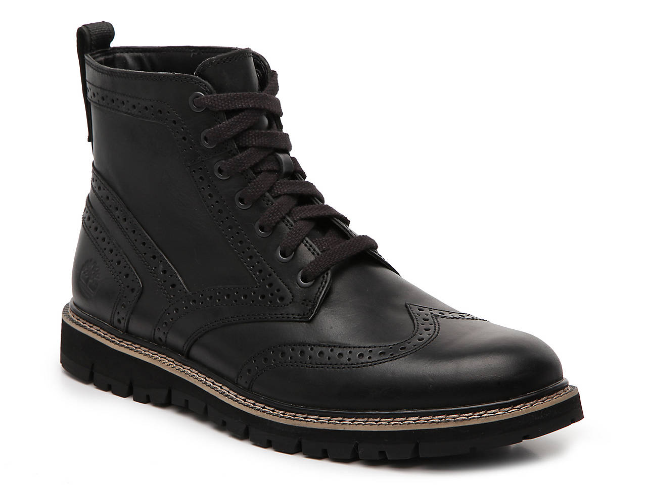 98b8029fa539 Timberland Britton Hill Wingtip Boot Men s Shoes