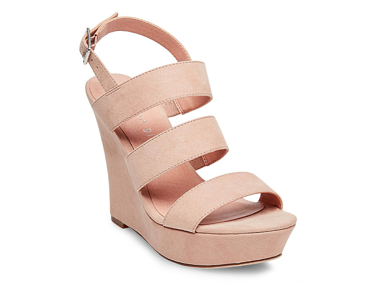 Madden Girl Blenda Wedge Platform Ankle Strap Sandal 30d2OKvN7z