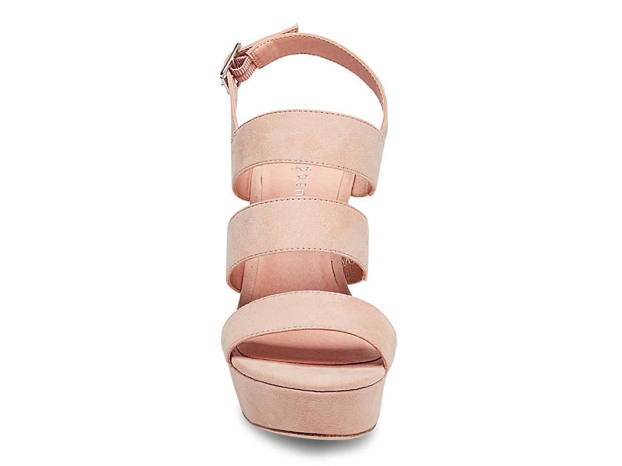 6e507f8a6a1 Madden Girl Blenda Wedge Sandal Women s Shoes