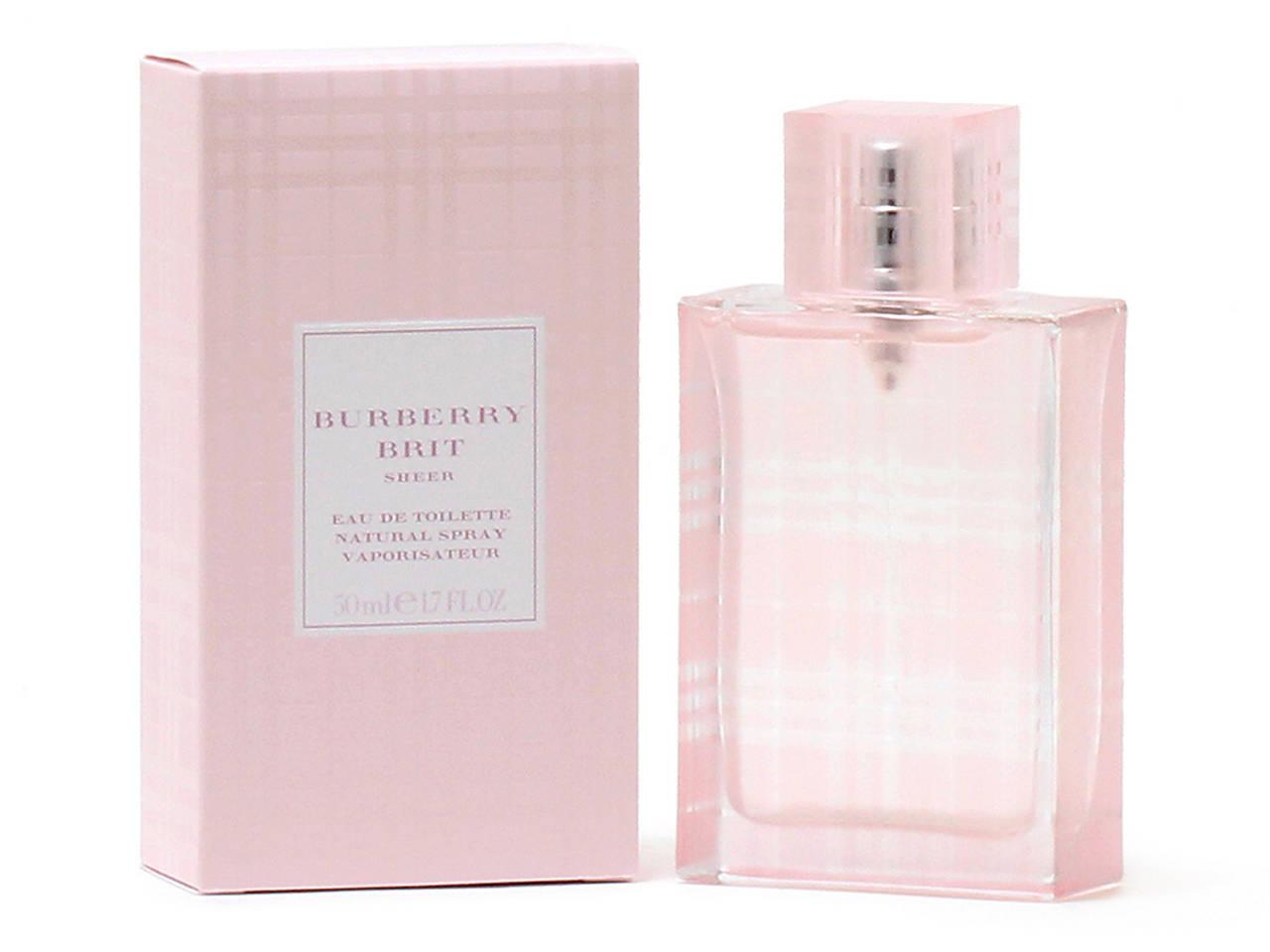 b9fb12fc08 Burberry - Fragrance Brit Sheer Eau De Toilette Spray - Women's ...