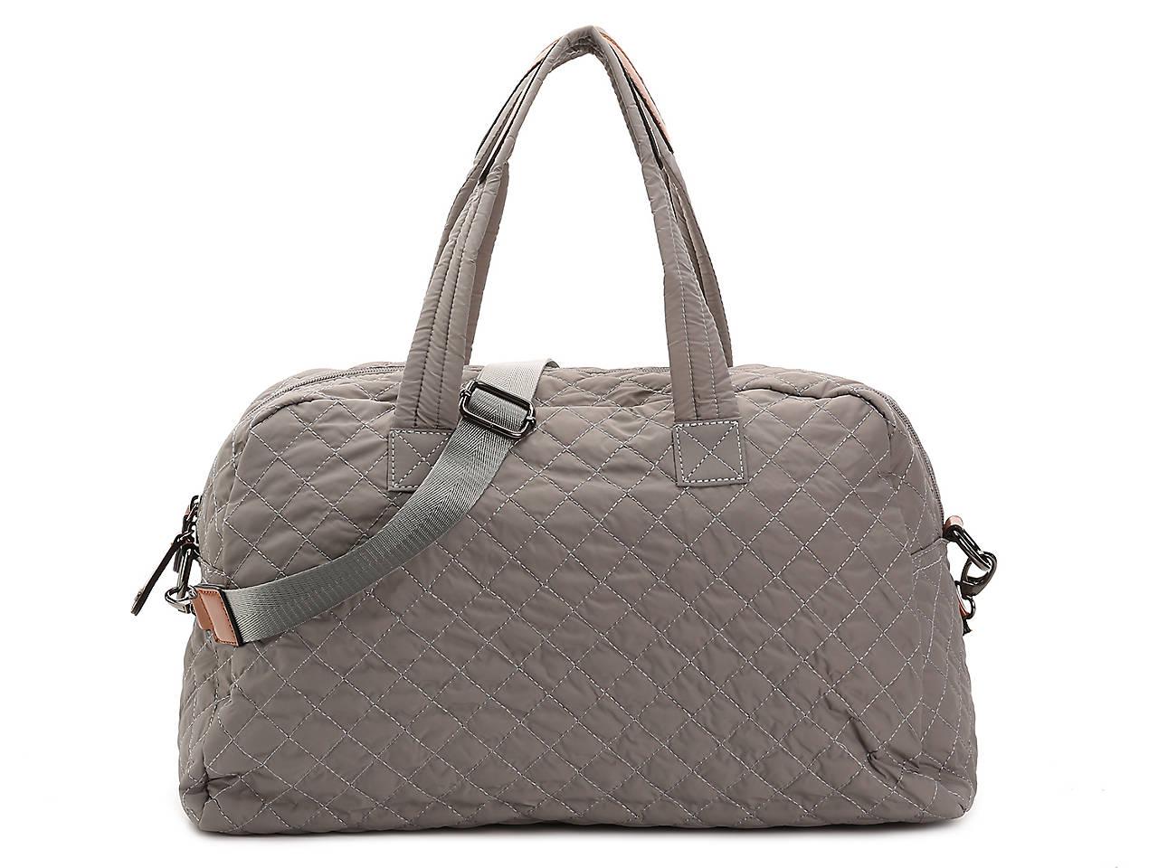 Kate Alex Cuffaro Quilted Weekender Bag Womens Handbags