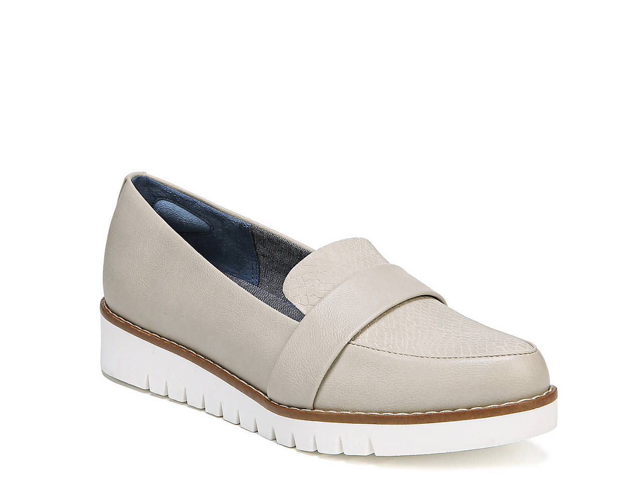 c7a7100714f Dr. Scholl s Imagine Wedge Loafer Women s Shoes