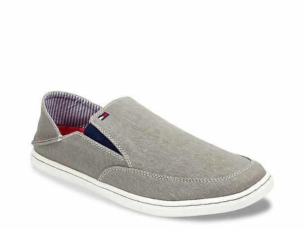 f3da4e1bc246d9 Tommy Hilfiger Clapton Slip-On Sneaker Men s Shoes