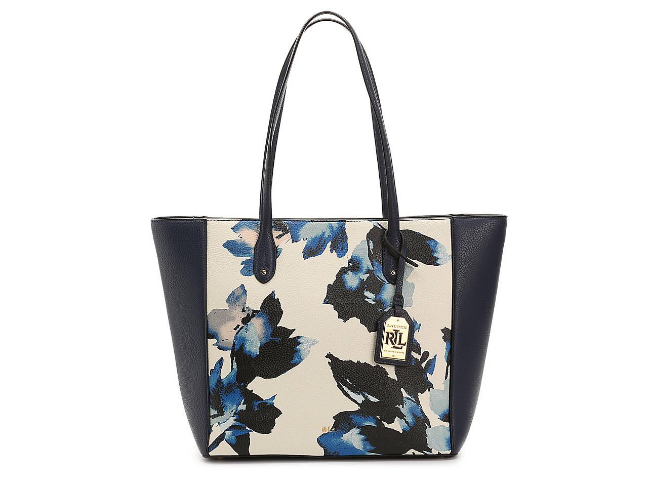 23e9a7db0a Lauren Ralph Lauren Basco Tote Women s Handbags   Accessories