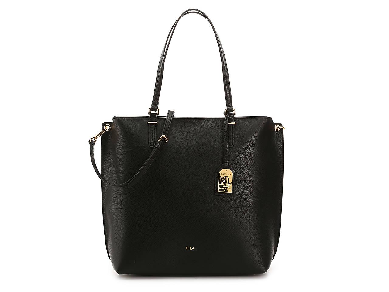eed4d579ee Lauren Ralph Lauren Anfield II Tote Women s Handbags   Accessories