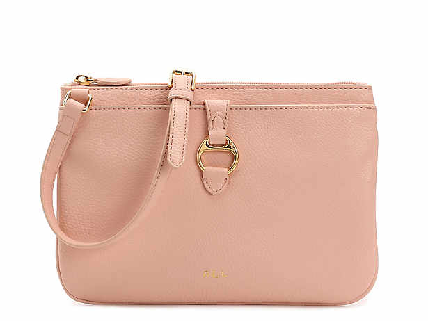 Lauren Ralph Lauren. Anfield II Crossbody Bag