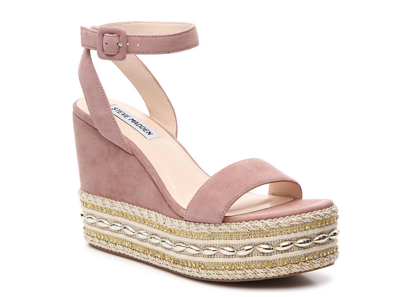 950c8346daf Steve Madden Walta Wedge Sandal Men s Shoes