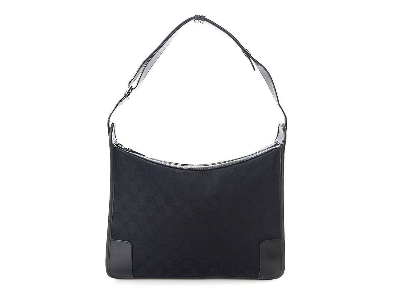 3394143b041 Gucci - Vintage Luxury GG Canvas Shoulder Bag Women s Handbags ...