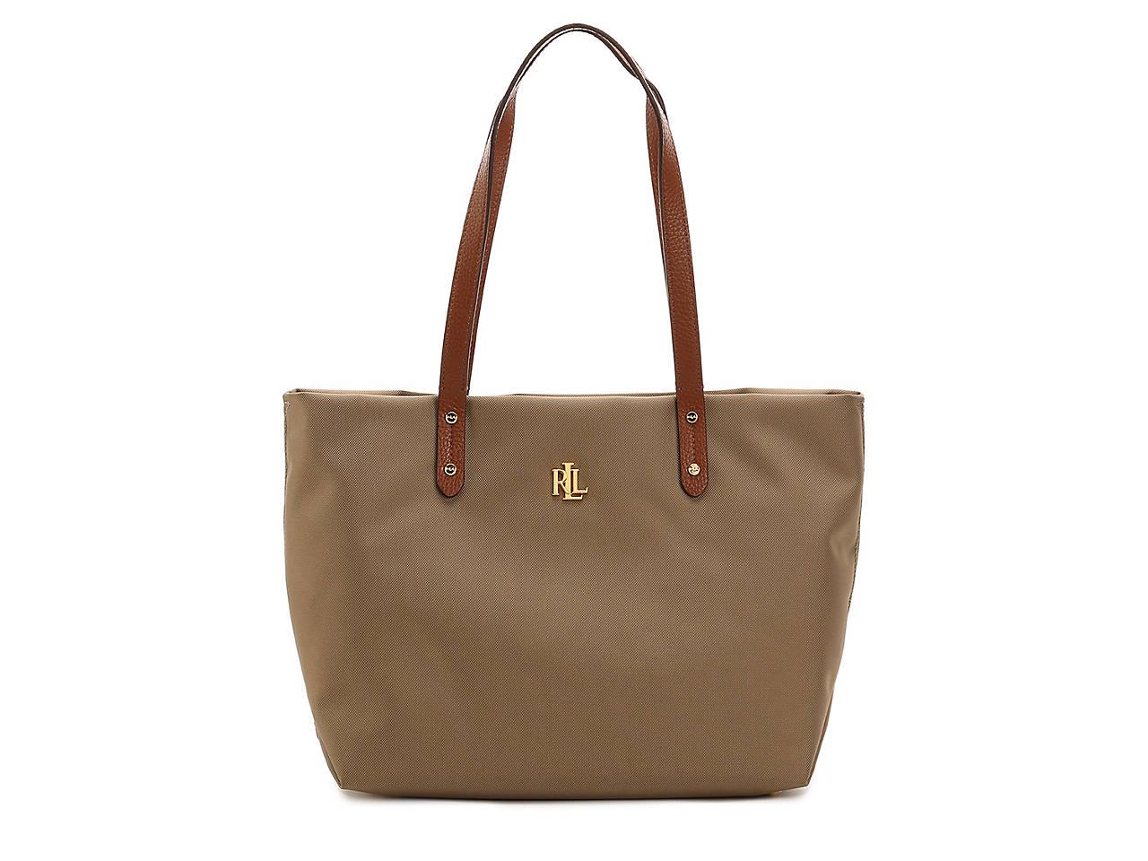 e55ddb23e0ae Lauren Ralph Lauren Bainbridge Tote Women s Handbags   Accessories