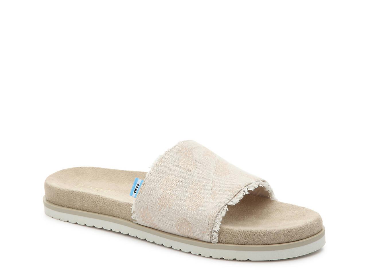 c2acb0dbf6ab74 TOMS Paradise Slide Sandal Women s Shoes