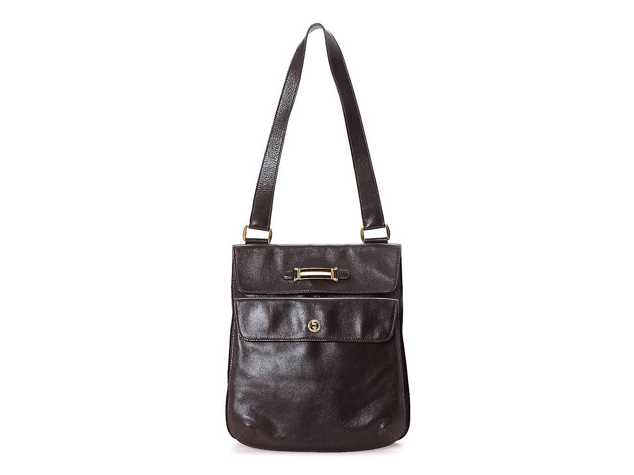 c8db98fa2cc Gucci - Vintage Luxury Leather Shoulder Bag Women s Handbags ...