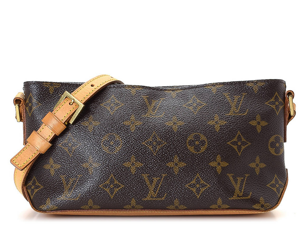 Louis Vuitton - Vintage Luxury Trotteur Shoulder Bag Women s ... d166ea307f86