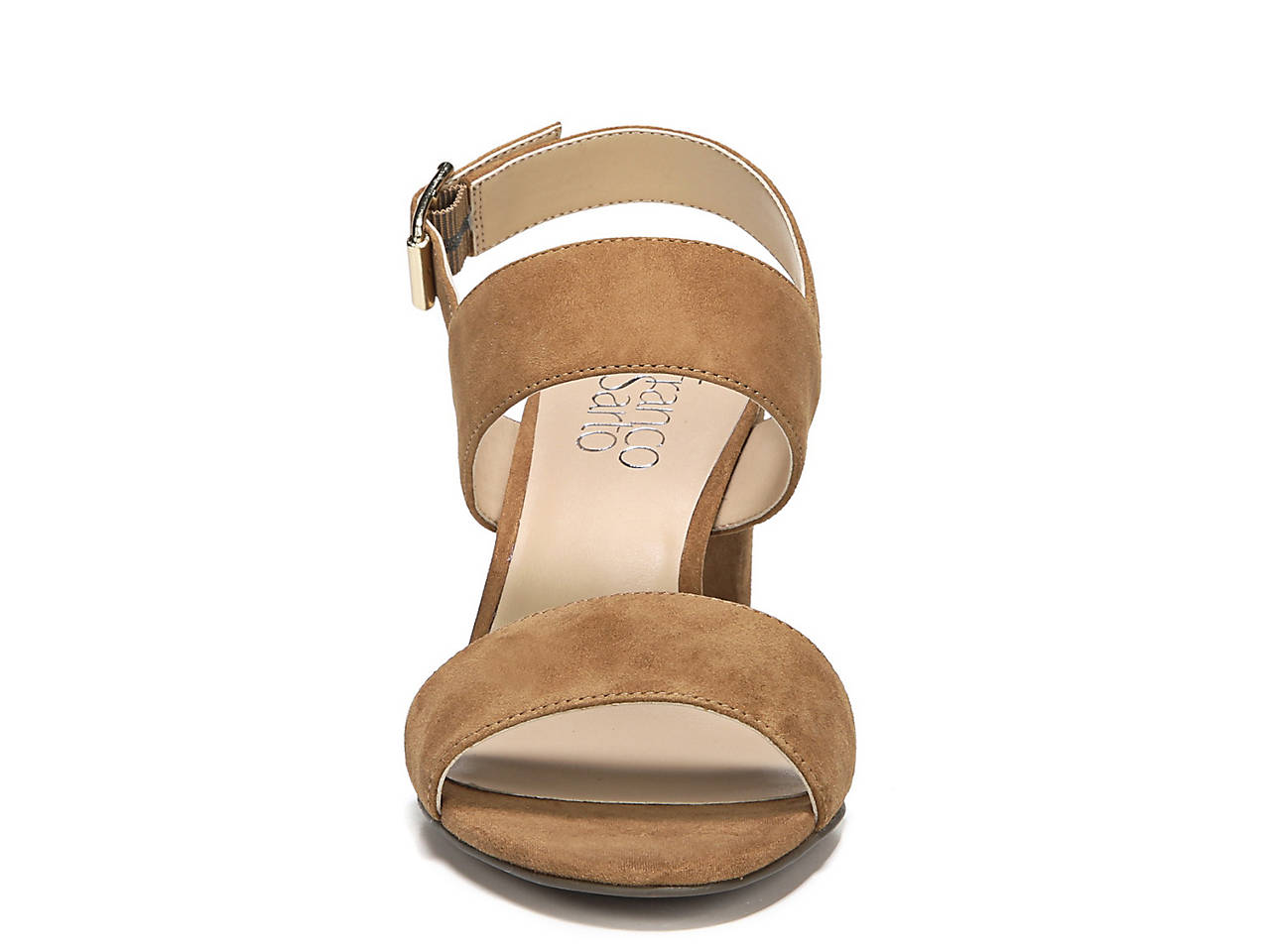 Franco Sarto Rumi Sandal Womens Shoes Dsw Tendencies Sandals Footbed 2 Strap Brown 42 Previous