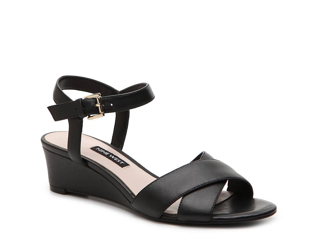 moderate price release info on custom Laglade Wedge Sandal