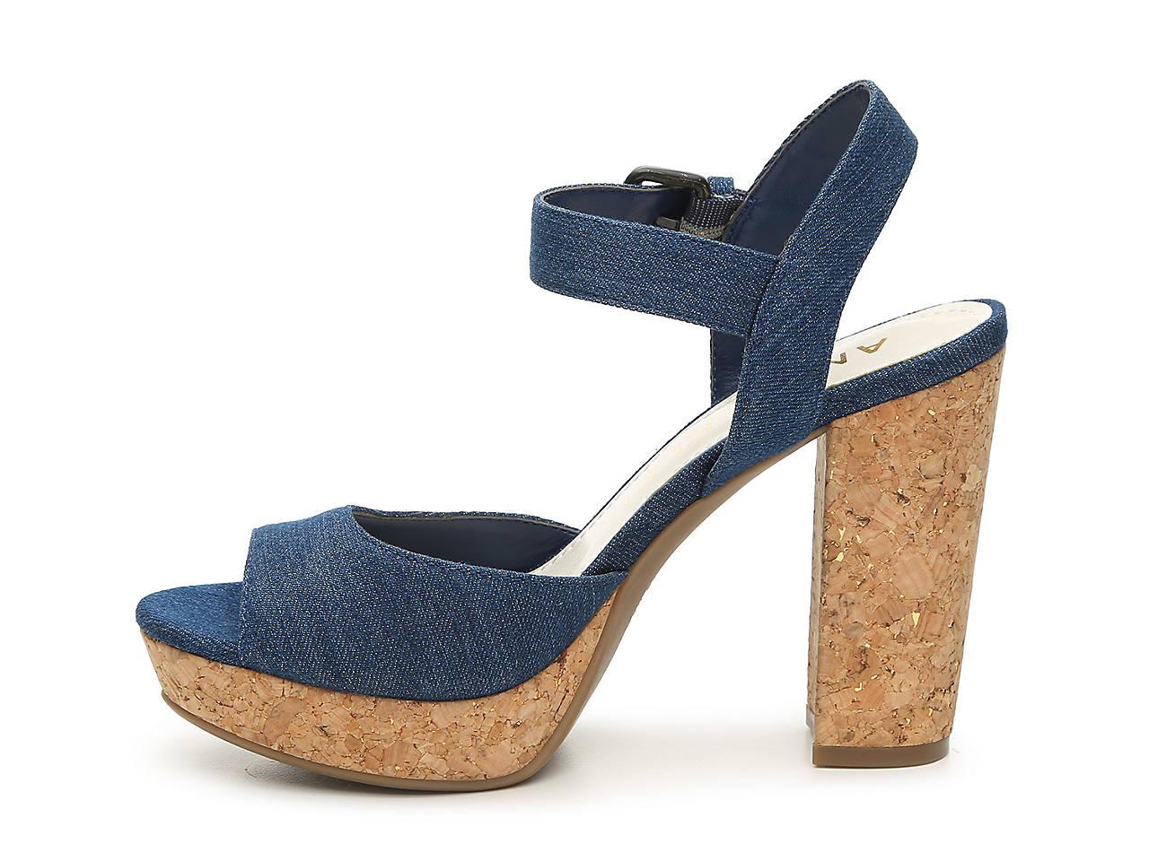 cf249a6768e4 Anne Klein Lyza Platform Sandal Women s Shoes