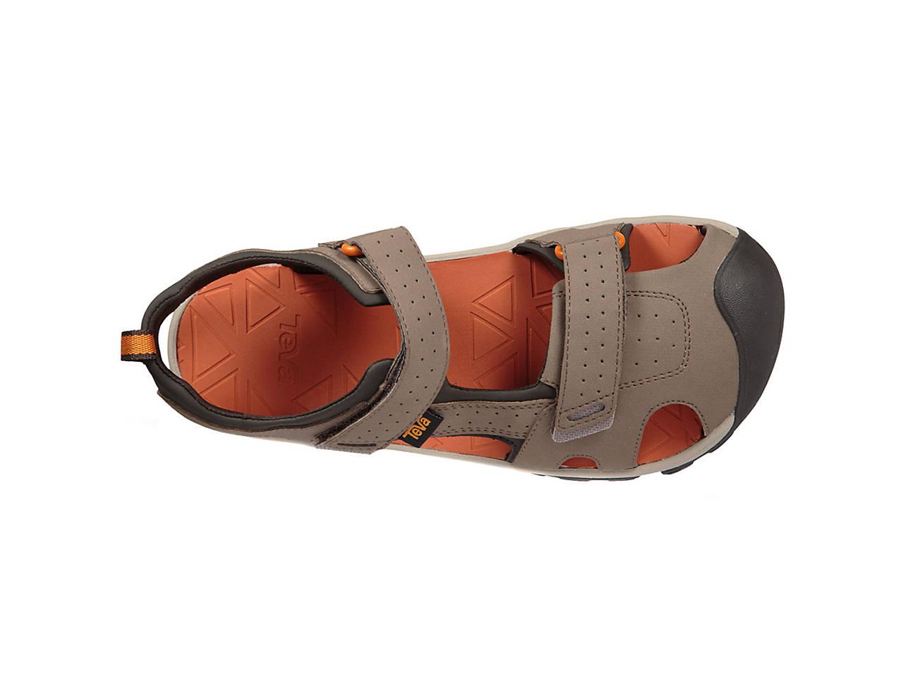 99e55d35363c Teva Hurricane Toe Pro Youth Sandal Kids Shoes