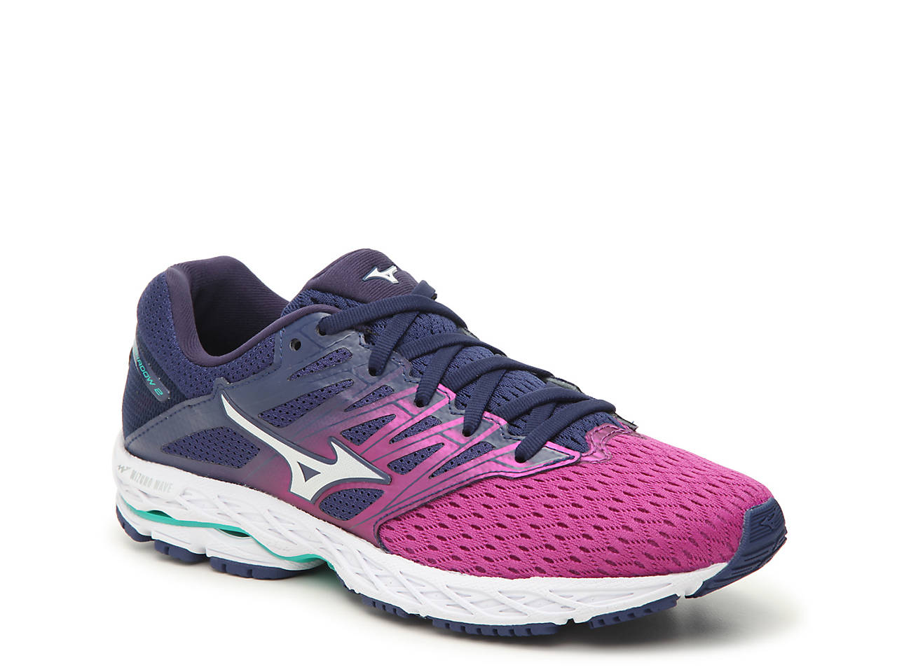 Mizuno Wave Shadow 2 Lightweight Running Shoe - Women s Women s ... 061567f76