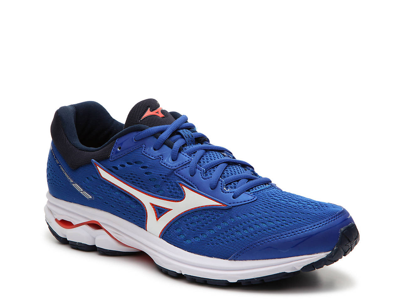 0c1a04b998 Mizuno Wave Rider 22 Performance Running Shoe - Men's Men's Shoes | DSW