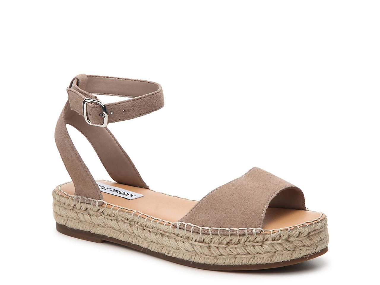 Platform sandals - kakhy