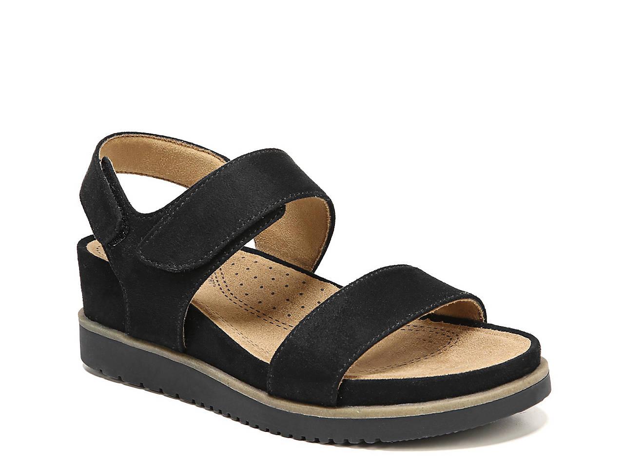 8de373783a4a Natural Soul Kaila Wedge Sandal Women s Shoes