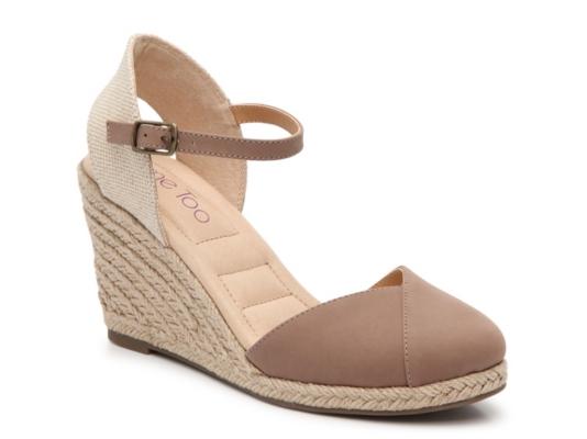 Me Too Betty Espadrille Wedge Sandal