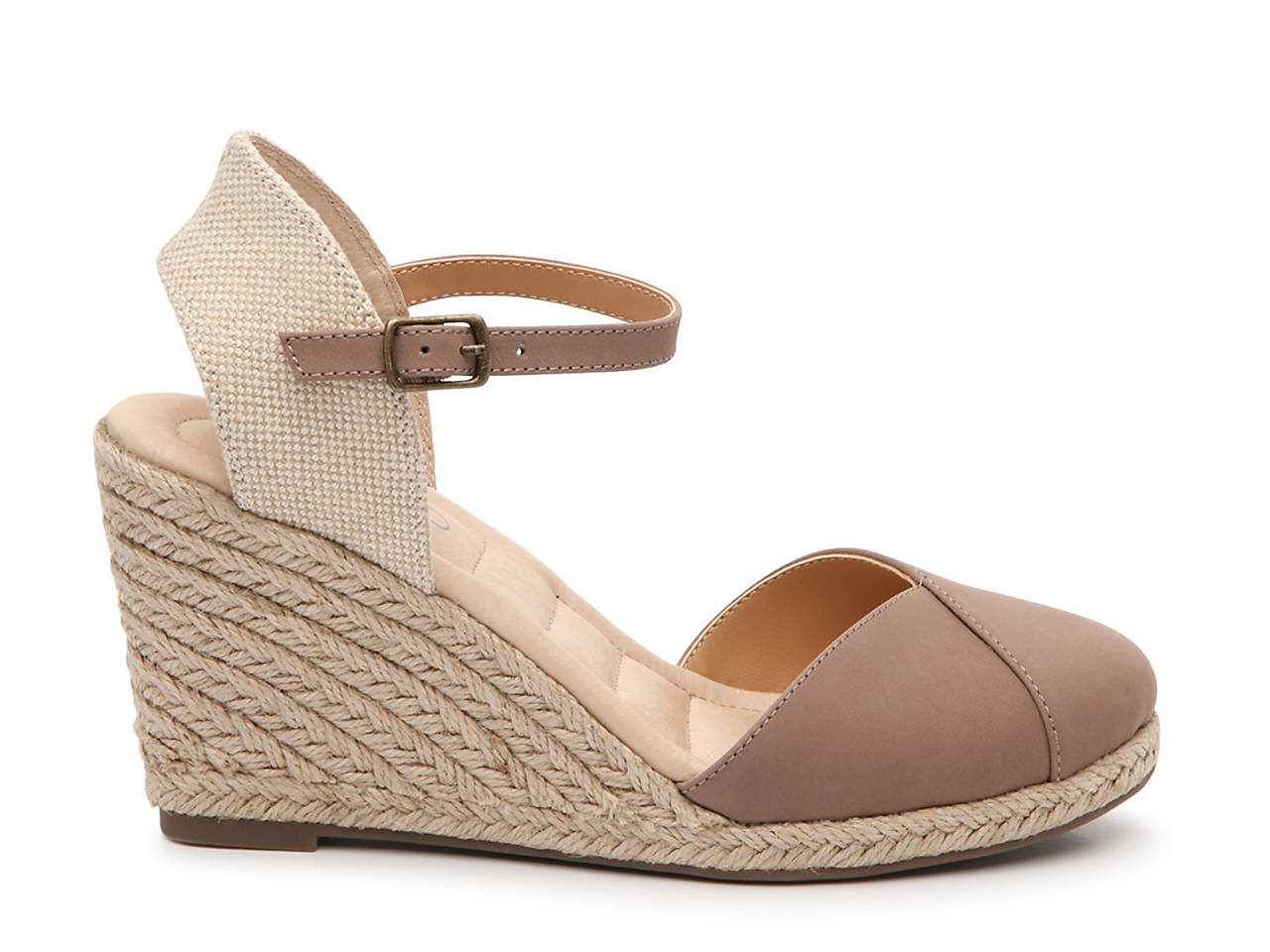 9d20f7a13ec Me Too Betty Espadrille Wedge Sandal Women s Shoes